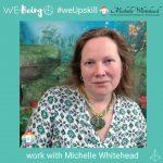 headshot - michelle & WE-Being