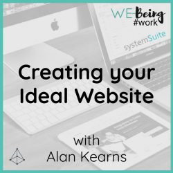 Creating Your Ideal Website - product banner