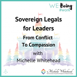 picture showing text sovereign legals for leaders from conflict to compassion