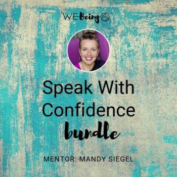 Speak With Confidence Bundle